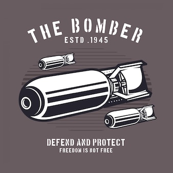 Bombe d'avion