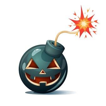 Bombe de dessin animé