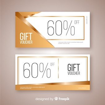 Bon cadeau de 60%