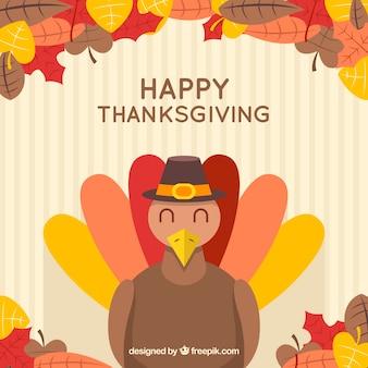 Bon fond de thanksgiving
