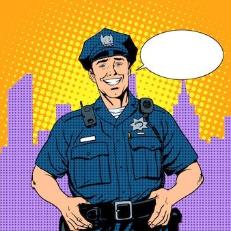 Bon policier