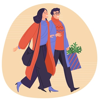 Bon shopping pour le nouvel an 2022