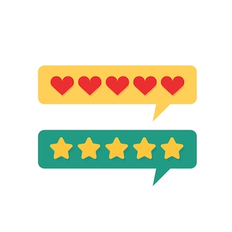 Bon vecteur de notion de feedback