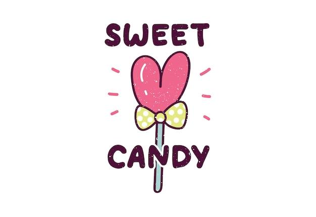 Bonbons en forme de coeur