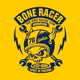Bone racer