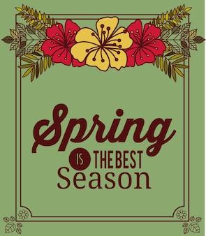 Bonjour printemps design