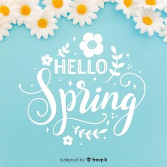 Bonjour printemps