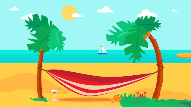 Bonjour summer concept