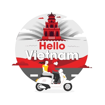 Bonjour vietnam