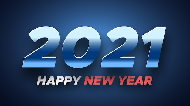 Bonne année 2021 voeux