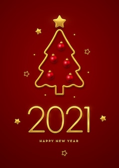 Bonne année 2021.
