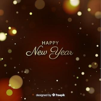 Bonne année fond