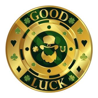 Bonne chance au casino de st patrick