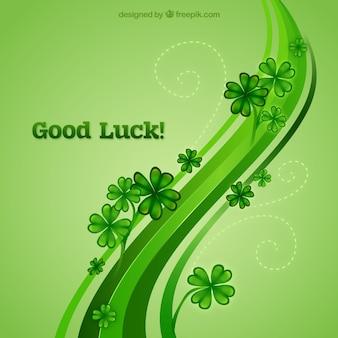 Bonne chance fond