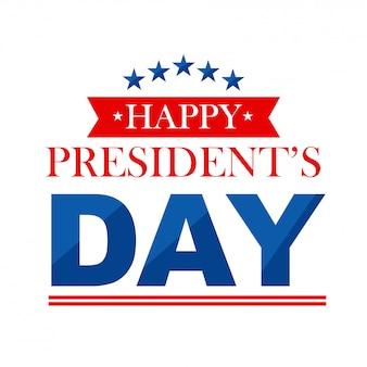 Bonne fête du président