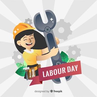 Bonne fête du travail