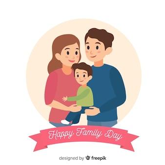 Bonne fête de famille
