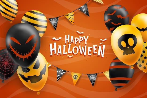 Bonne fête d'halloween