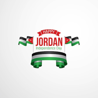 Bonne fête de l'indépendance jordan