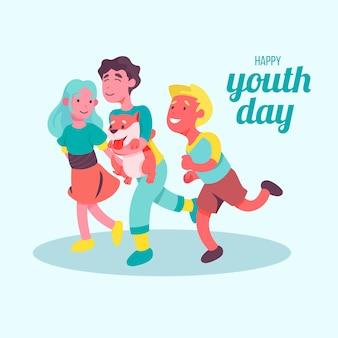 Bonne fête des jeunes