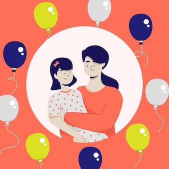 Bonne fête des mères indonésie