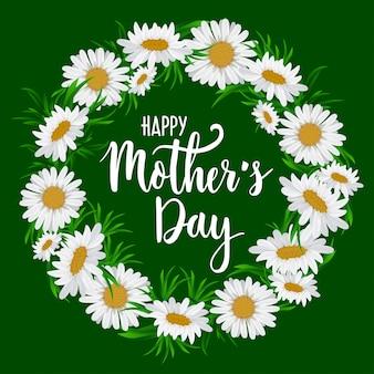 Bonne fête des mères. vacances de printemps