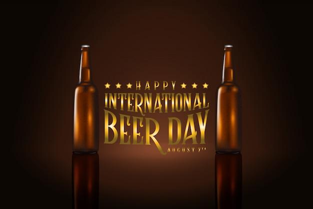 Bonne journée internationale de la bière