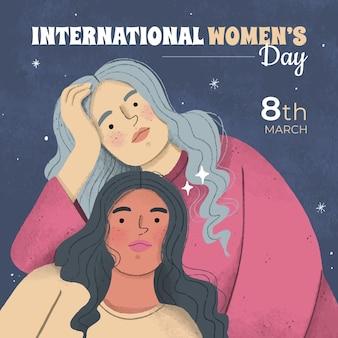 Bonne journée internationale de la femme