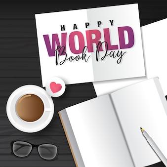 Bonne journée mondiale du livre