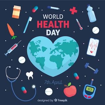 Bonne journée mondiale de la santé