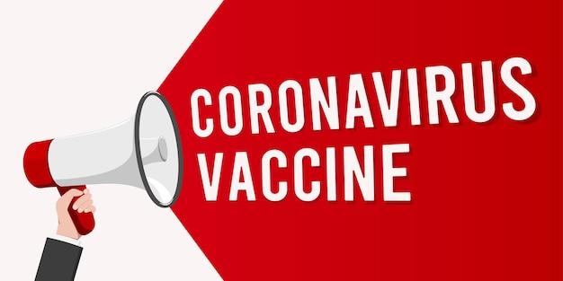 Bonne nouvelle: le vaccin.