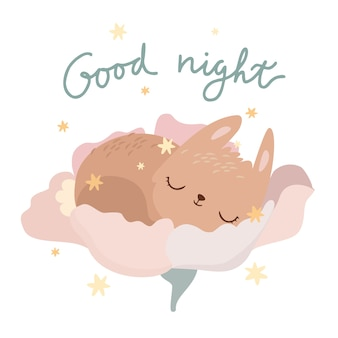 Bonne nuit illustration