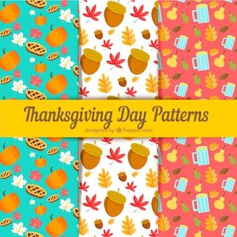 Bonnes habitudes de thanksgiving