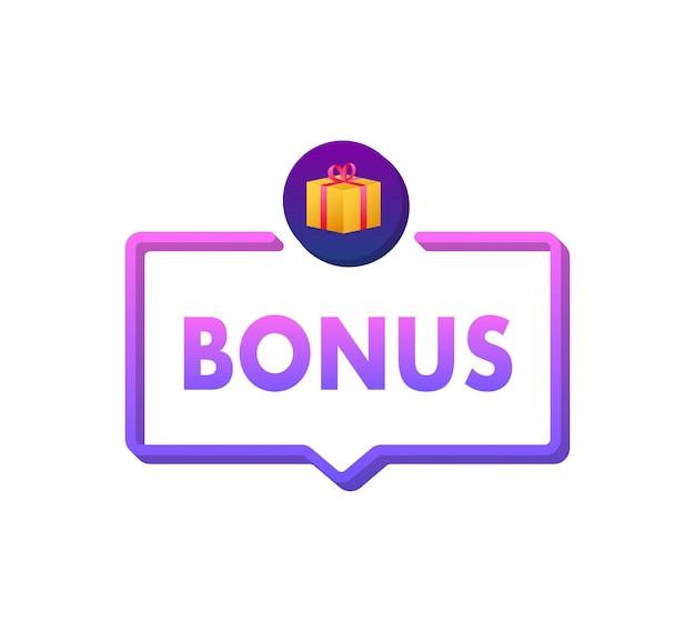 Bonus pour la conception de la promotion bannière surprise modèle de promotion de la bannière de remise