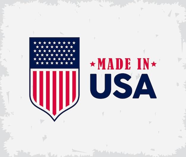 Bouclier fabriqué aux états-unis
