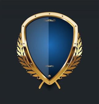 Bouclier d'or