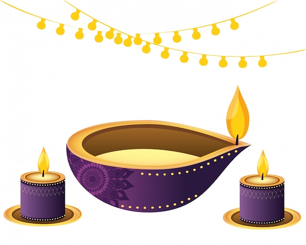 Bougies d'aromathérapie