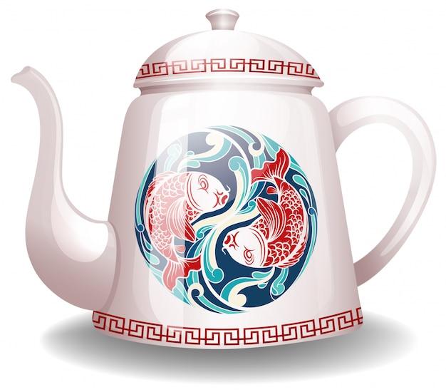 Bouilloire chinoise
