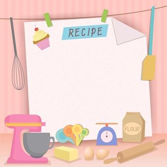 Boulangerie de recettes