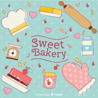 Boulangerie sucrée