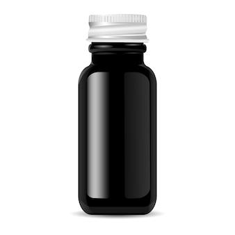Bouteille cosmétique produits médicaux liquides