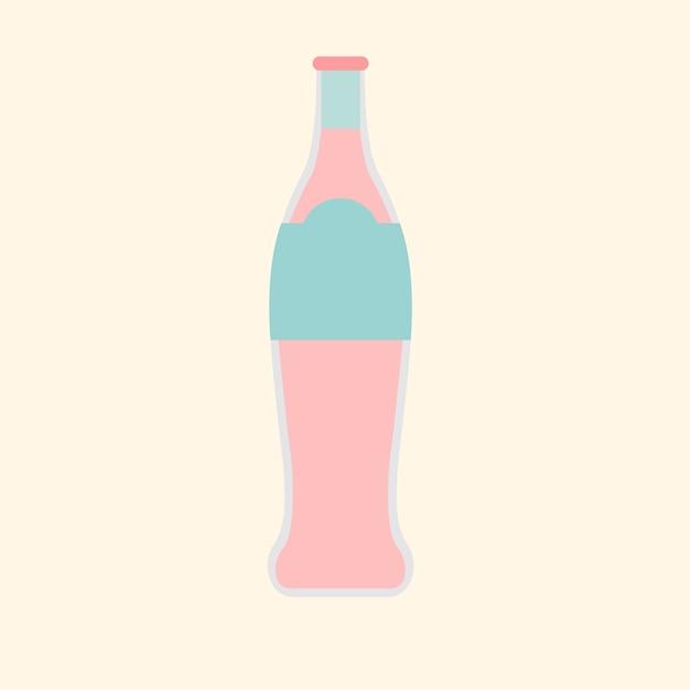 Bouteille de soda