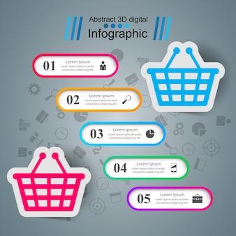 Boutique infographique