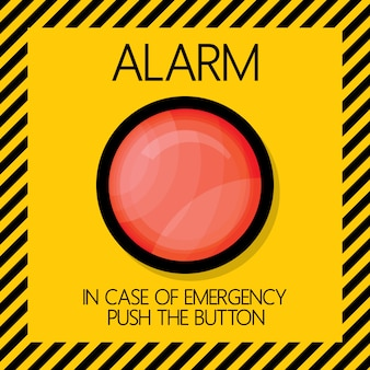 Bouton d'alarme