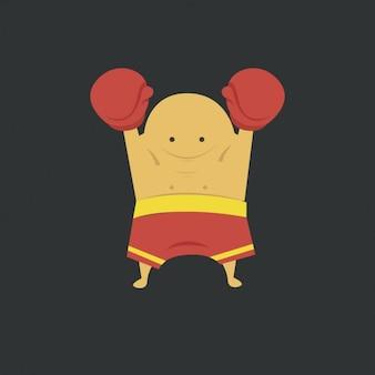 Boxer icône