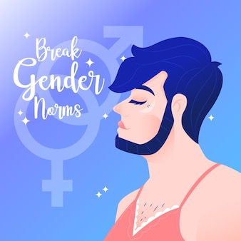 Briser le concept des normes de genre