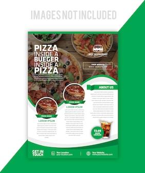 Brochure alimentaire