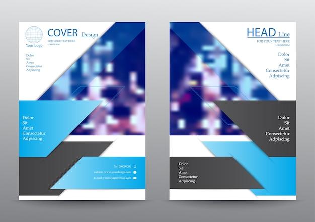 Brochure du rapport annuel prospectus