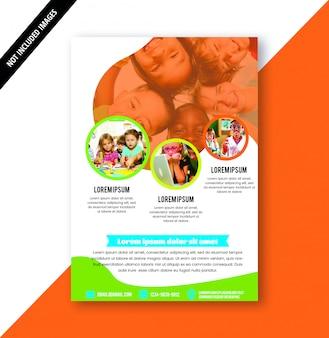 Brochure de l'éducation
