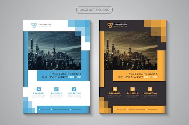 Brochure d'entreprise créative moderne